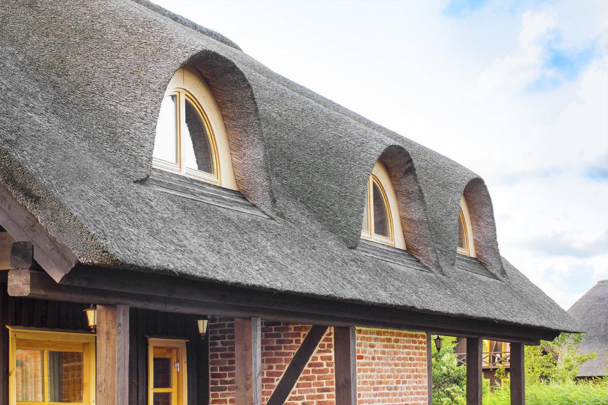 Keuken Oud Riet : Rieten daken meijer